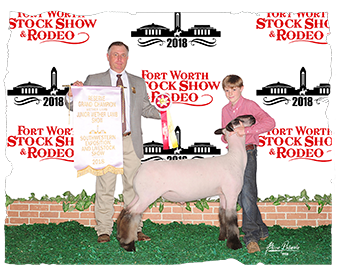 Jerry Franklin Show Lambs   History